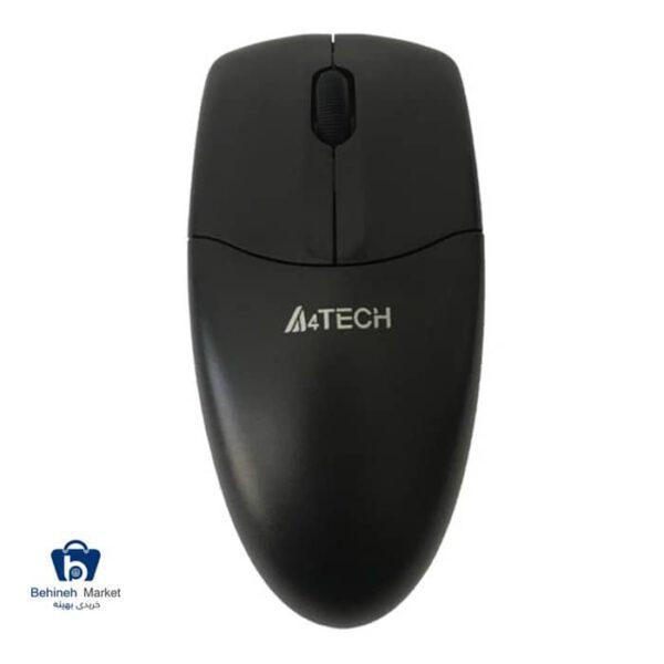 مشخصات، قیمت و خرید ماوس ای فورتک بی سیم مدل A4TECH G3-220