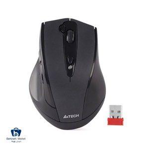 مشخصات، قیمت و خرید ماوس ای فورتک بی سیم مدل A4TECH G10-810F