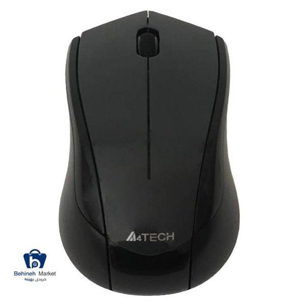 مشخصات، قیمت و خرید ماوس ای فورتک بی سیم مدل A4TECH G7-400N