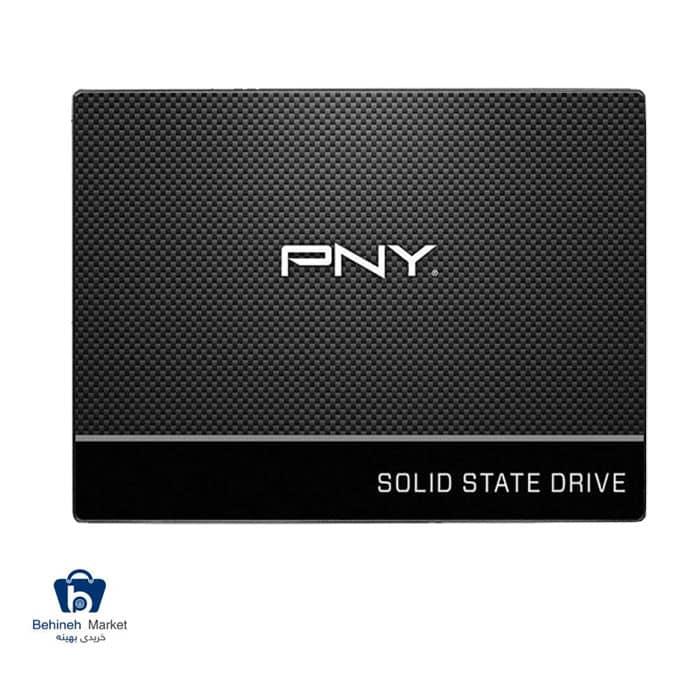 مشخصات ، قیمت و خرید هارد SSD PNY 120 GB مدل CS900