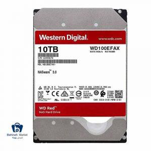 مشخصات ، قیمت و خرید هارد اینترنال وسترن دیجیتال 10 ترابایت Red