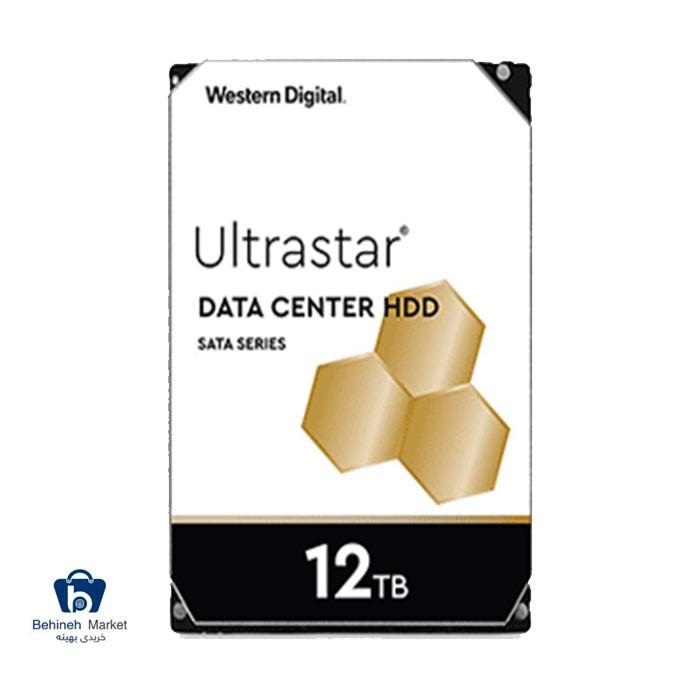 هارد اینترنال وسترن دیجیتال 12TB Ultrastar