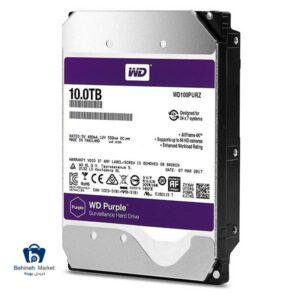 مشخصات ، قیمت و خرید هارد اینترنال وسترن دیجیتال 10TB Purple