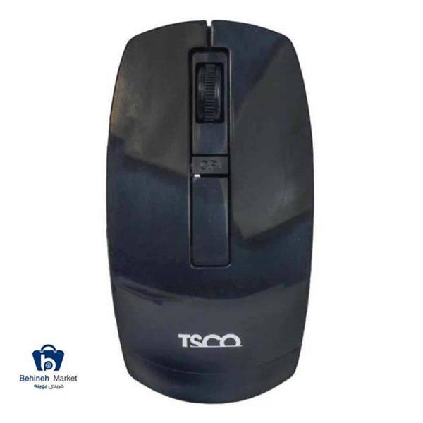 مشخصات ، قیمت و خرید ماوس بی سیم تسکو مدل TM-683W