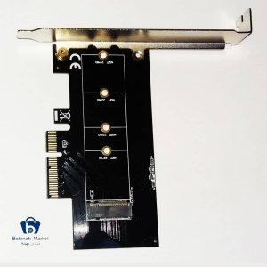مشخصات، قیمت و خرید براکت هارد اینترنال convertor board M.2 pci-e
