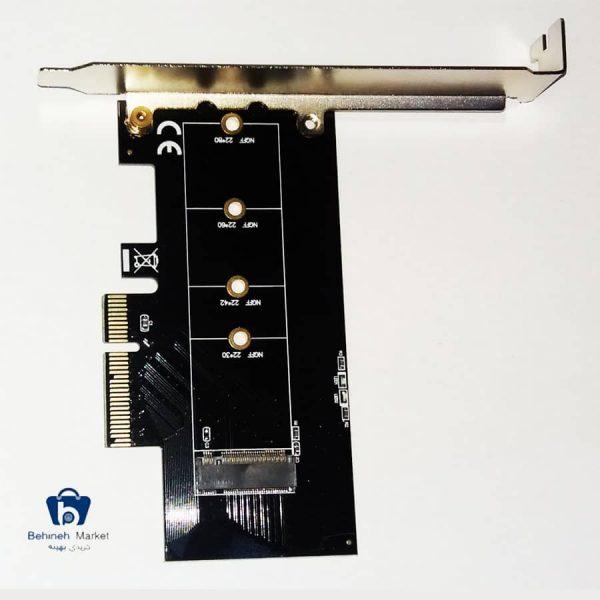 مشخصات و خرید براکت هارد اینترنال convertor board M.2 pci-e