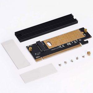 براکت هارد اینترنال convertor board m.2 pci-e