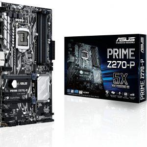 مشخصات، قیمت و خرید مادربرد ایسوس مدل PRIME Z270 P