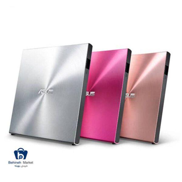 مشخصات ، قیمت و خرید درایو DVD اکسترنال ایسوس مدل SDRW-08U5S-U