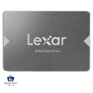 مشخصات، قیمت و خرید حافظه اس اس دی لکسار مدل NS۱۰۰ ظرفیت ۱۲۸ گیگابایت