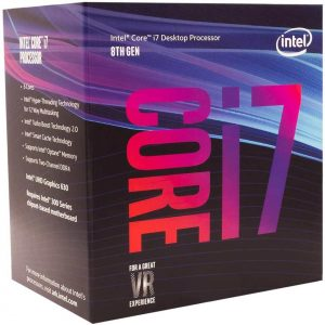 مشخصات، قیمت و خرید سی پی یو اینتل Cpu Intel Ci7 8700