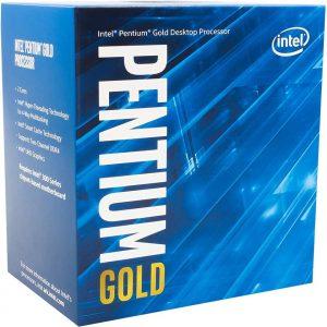 پردازنده مرکزی اینتل مدل Pentium Gold G5400 BOX