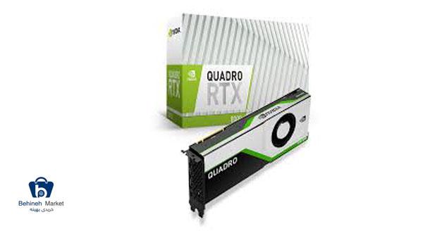 خرید کارت گرافیک پی ان وای مدل Quadro RTX8000