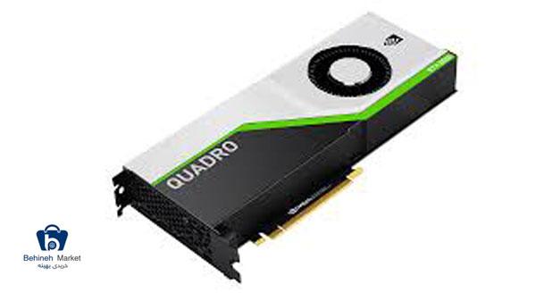 مشخصات ، قیمت و خرید کارت گرافیک پی ان وای مدل Quadro RTX8000