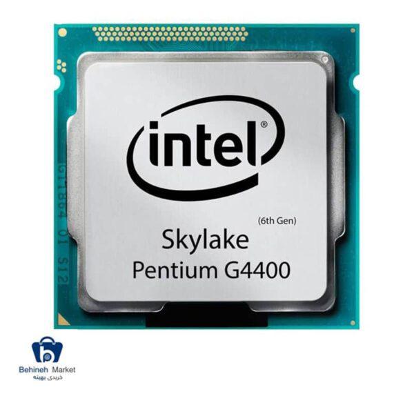 مشخصات ، قیمت و خرید پردازنده مرکزی اینتل سری Skylake مدل Pentium G4400