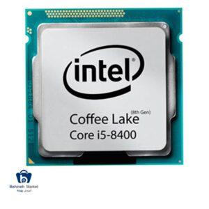 مشخصات ، قیمت و خرید پردازنده مرکزی اینتل Coffee Lake مدل Core i5-8400