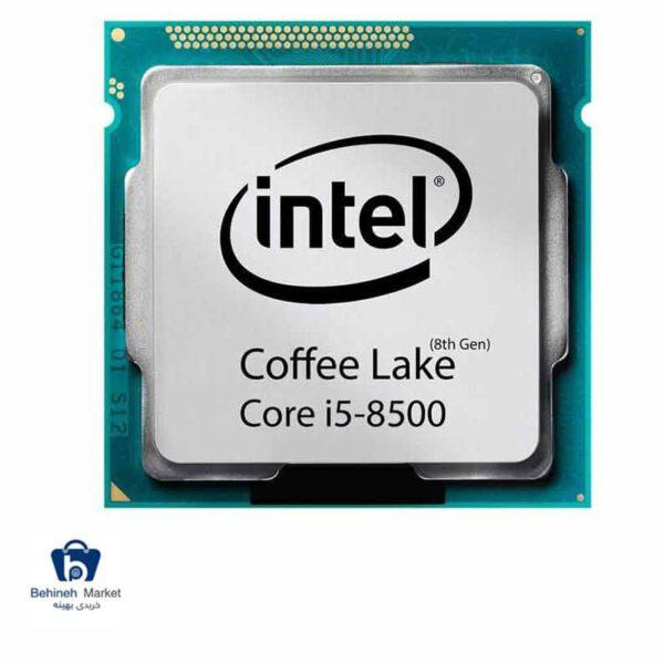 مشخصات ، قیمت و خرید پردازنده مرکزی اینتل Coffee Lake مدل Core i5-8500