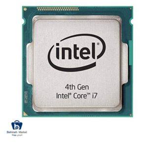 مشخصات ، قیمت و خرید پردازنده مرکزی اینتل Quad-Core مدل Core i7-4770