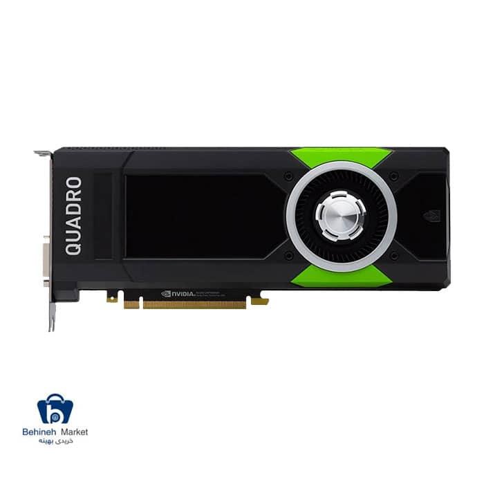 مشخصات ، قیمت و خرید کارت گرافیک مدل Quadro P5000 4G DDR5