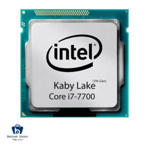 مشخصات، قیمت و خرید پردازنده مرکزی اینتل سری Kaby Lake مدل Core i7-7700k
