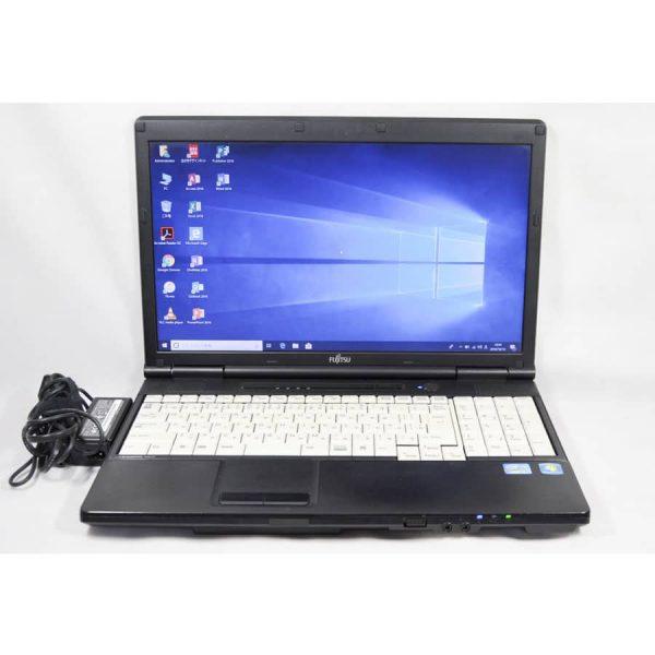 مشخصات، قیمت و خرید لپ تاپ استوک فوجیتسو Fujitsu A561/D