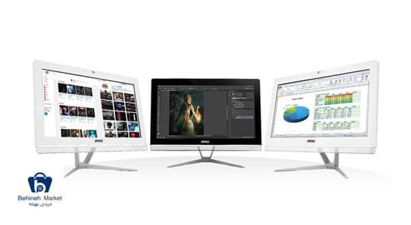 مشخصات ، قیمت و خرید کامپیوتر همه کاره 20 اینچی MSI مدل PRO20e7