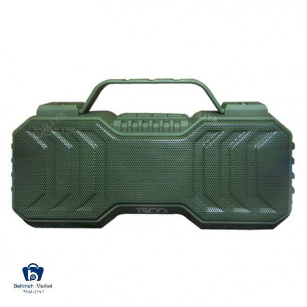 خرید اسپیکر بلوتوثی تسکو مدل TS 2343 (رنگ سبز)