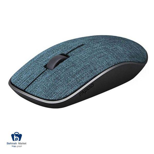 مشخصات، قیمت و خرید ماوس بی سیم رپو مدل M200 Silent