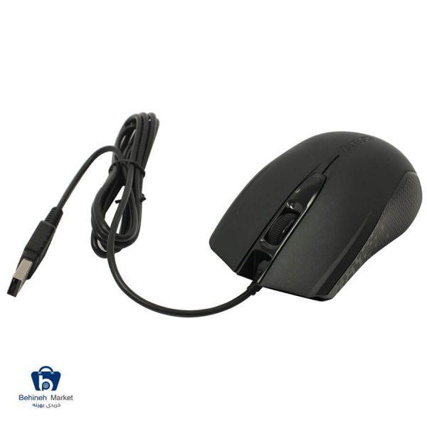 مشخصات، قیمت و خرید ماوس A4tech مدل op-760