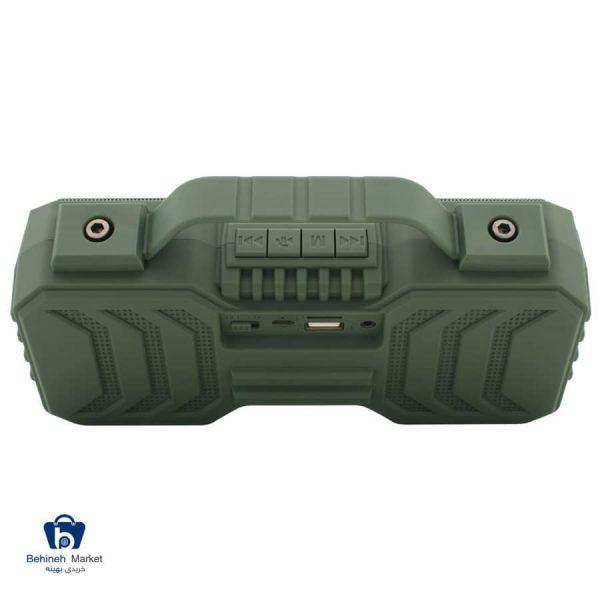 مشخصات، قیمت و خرید اسپیکر بلوتوثی تسکو مدل TS 2343 (رنگ سبز)