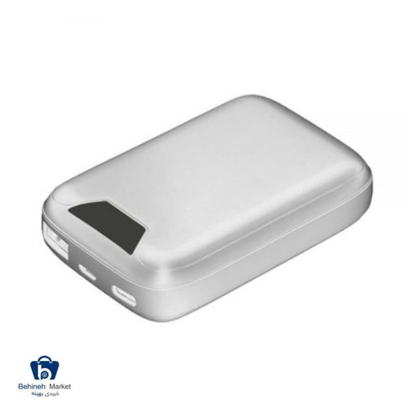 مشخصات، قیمت و خرید پاور بانک تسکو TP 825L ظرفیت 10000 میلی آمپر (سفید)