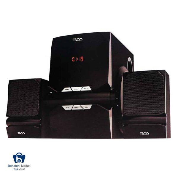 مشخصات، قیمت و خرید اسپیکر دسکتاپ تسکو مدل TS 2195