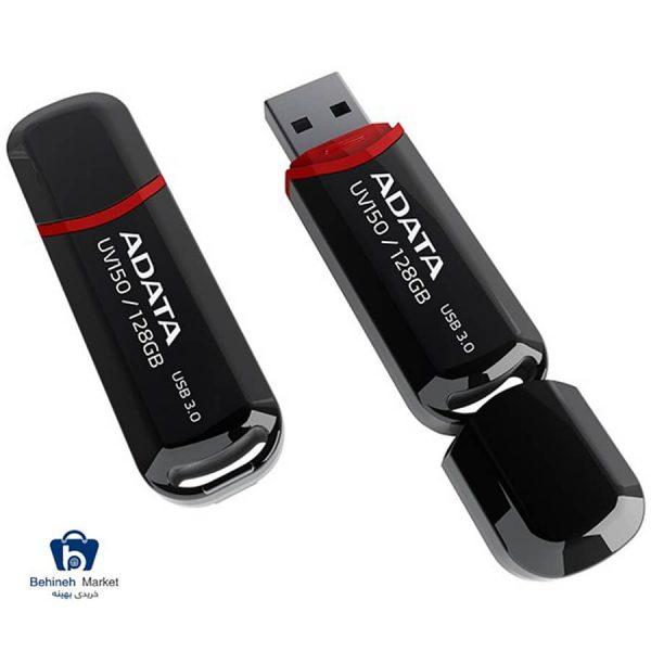 مشخصات، قیمت و خرید فلش مموری ای دیتا DashDrive UV150 ظرفیت 128 گیگابایت
