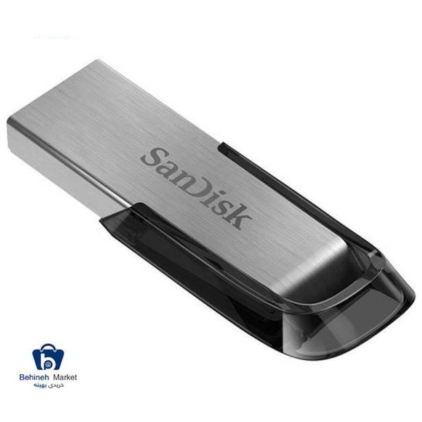 مشخصات، قیمت و خرید فلش مموری سن دیسک Ultra Flair CZ73 ظرفیت 64 گیگابایت