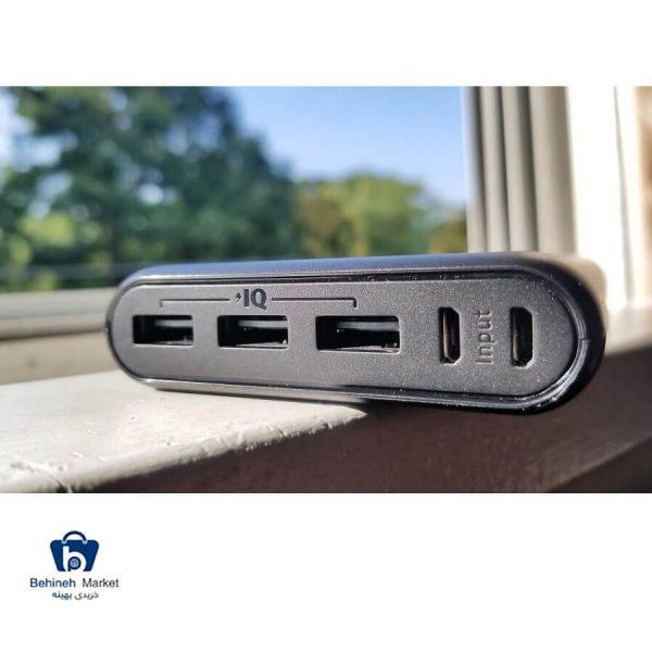مشخصات، قیمت و خرید پاور بانک انکر A1277 PowerCore ظرفیت 26800 میلی آمپر ساعت
