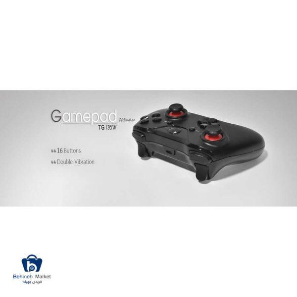 مشخصات، قیمت و خرید دسته بازی تسکو مدل TG 135W