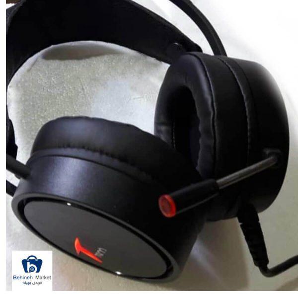 مشخصات، قیمت و خرید هدست مخصوص بازی تسکو مدل TH 5155