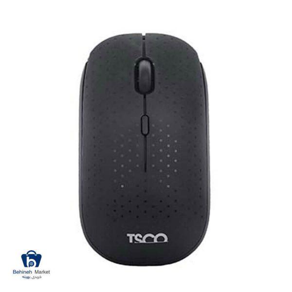 مشخصات، قیمت و خرید ماوس بی سیم تسکو مدل TM 700W