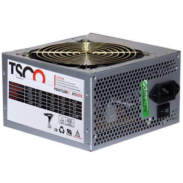 مشخصات، قیمت و خرید پاور کامپیوتر تسکو مدل TP 570W