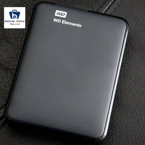 مشخصات، قیمت و خرید باکس هارد دیسک وسترن دیجیتال مدل ELMENT