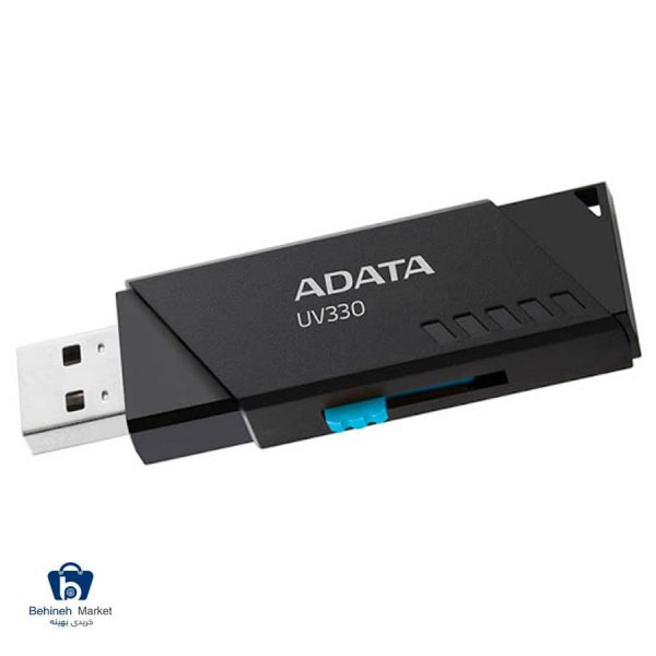 مشخصات، قیمت و خرید فلش مموری ای دیتا مدل UV330 ظرفیت 64 گیگابایت