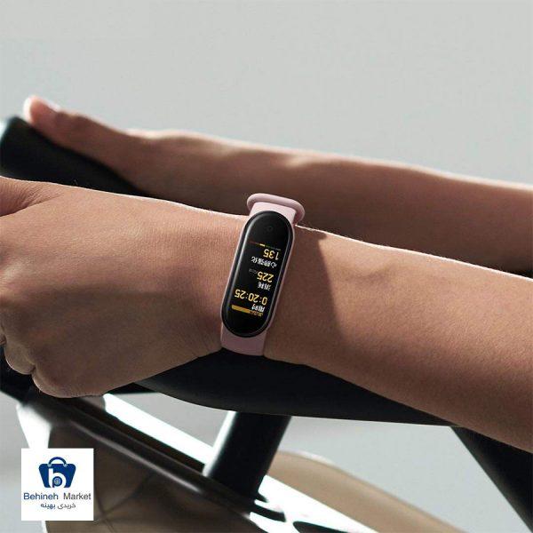 مشخصات، قیمت و خرید مچ بند هوشمند شیائومی مدل Mi Band 5 Global Version