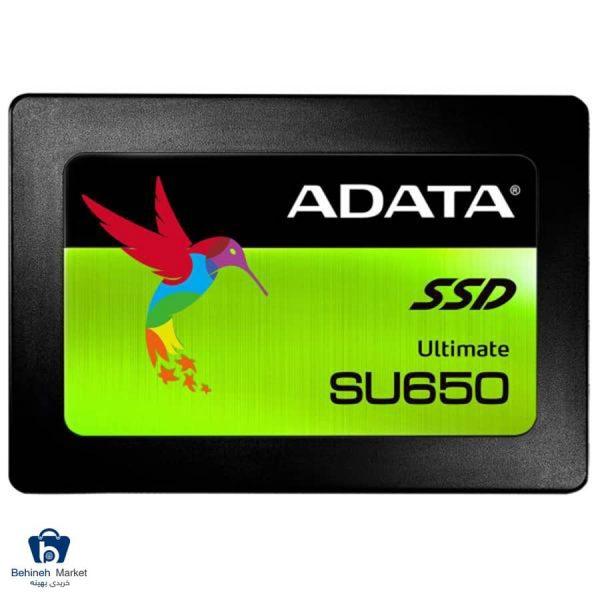مشخصات، قیمت و خرید اس اس دی ای دیتا مدل SU650 ظرفیت 120 گیگابایت