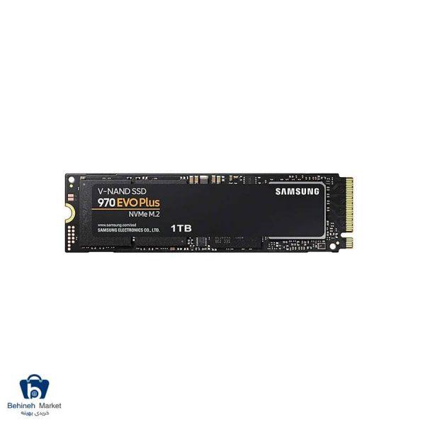 مشخصات، قیمت و خرید اس اس دی اینترنال سامسونگ مدل 970 EVO PLUS ظرفیت 1 ترابایت