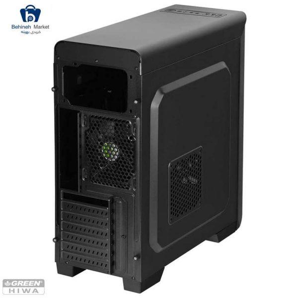 مشخصات، قیمت و خرید کیس کامپیوتر گرین مدل HIWA
