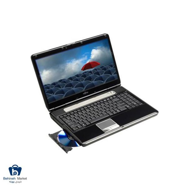 مشخصات، قیمت و خرید لپ تاپ استوک فوجیتسو مدل AH550