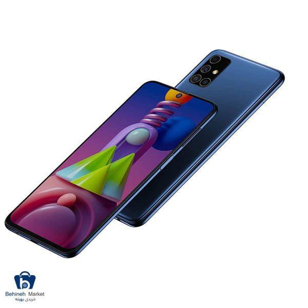 مشخصات، قیمت و خرید گوشی موبایل سامسونگ مدل Galaxy M51 دو سیم کارت ظرفیت 128گیگابایت با 8 گیگابایت رم