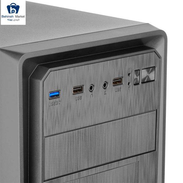 مشخصات، قیمت و خرید کیس کامپیوتر گرین مدل PARSA