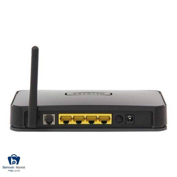 مشخصات، قیمت و خرید مودم روتر بی سیم ADSL2 Plus نت گیر مدل DGN1000
