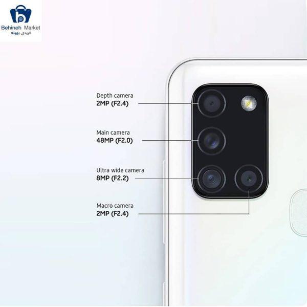 مشخصات، قیمت و خرید گوشی موبایل سامسونگ مدل Galaxy A21S SM-A217F/DS دو سیمکارت ظرفیت 64 گیگابایت با 4 گیگابایت رم
